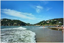 Salcombe beach