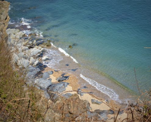Beaches of the South Hams