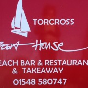 Torcross Boat House, South Devon