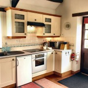 Fully fitted kitchens at Dittiscombe