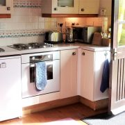 Kitchen at Dittiscombe Holiday Cottages
