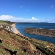 Beesands coast path walk