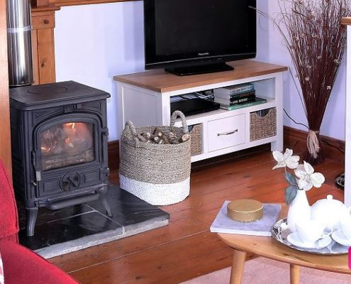 Romantic cottage at Dittiscombe, South Devon