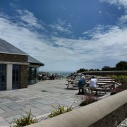 Gara Rock Restaurant, South Devon