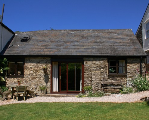 Rafters cottage at Dittiscombe