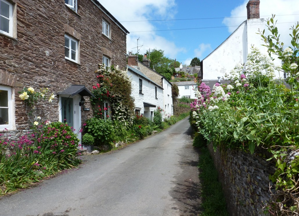 Slapton Somewhere Special Dittiscombe Holiday Cottages