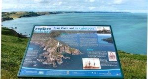 Start Bay Information Board