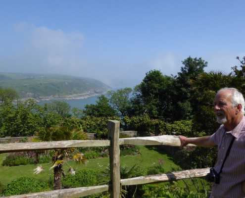 Overbeck's Garden near Salcombe