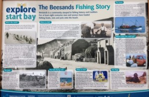 Beesands Fishing Storyboard