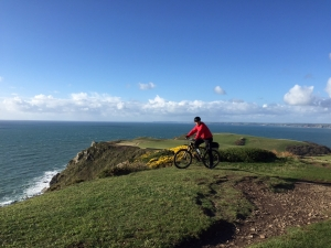 Cycling in the South Hams