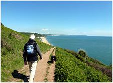 Walking Coast Path
