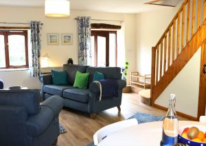Willows cottage sleeps 6 at Dittiscombe