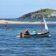 Sailing in South Devon
