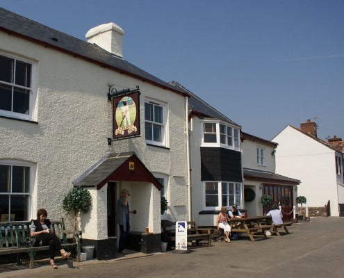 Cricket Inn, Beesands, South Devon