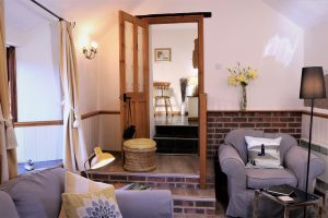 Dovecote, dog friendly cottage at Dittiscombe