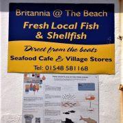 Britannia at the Beach, Beesands