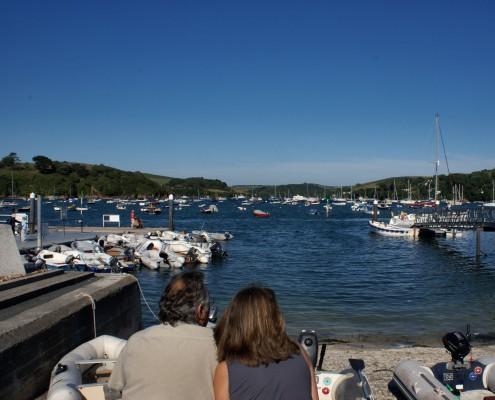 Salcombe harbour