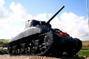 Torcross tank