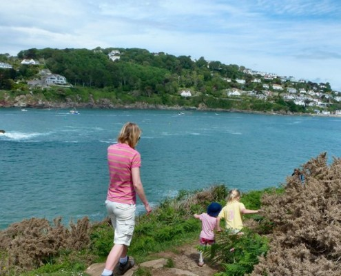 Child friendly holidays in South Devon