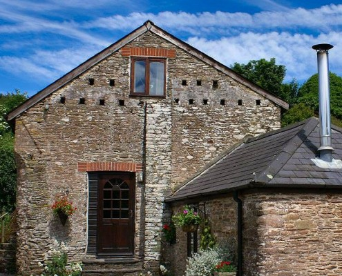 Dovecote Holiday Cottage, Dittiscombe, South Devon