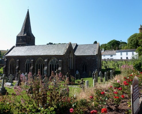 Church of St James, Slapton, South Devon