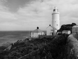 Start Point lighthouse