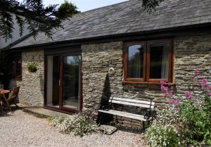 Rafters cottage sleeps 4 at Dittiscombe