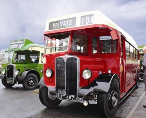 Kingsbridge Vintage Bus Running Day