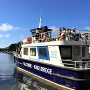 Rivermaid Ferry from Kingsbridge to Salcombe