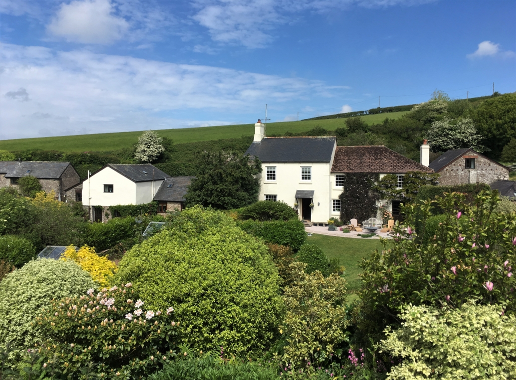 Outstanding South Devon Dog Friendly Self Catering Holiday Cottages Near Interior Design Ideas Gentotryabchikinfo