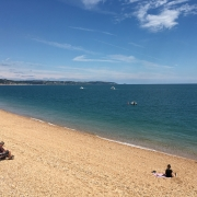 Torcross beach, South Hams, South Devon