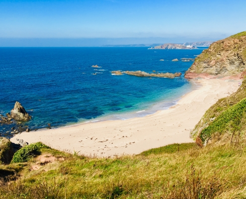 Beach near Bigbury, South Devon