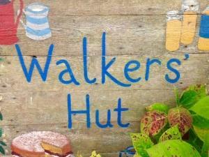 Walkers Hut at East Soar Farm