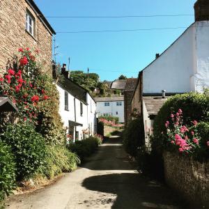 Slapton village, South Devon